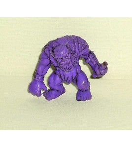 FIGURINE RETRO MONSTER IN MY POCKET MAUVE (3x4cm)
