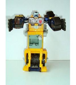 FIGURINE ROBOT TRANSFORMERS AUTOBOT