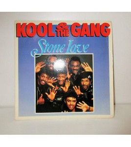DISQUE 45 TOURS 2 TITRES KOOL & THE GANG ...stone love
