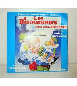 disque 45 T bande originale du film les bisounours