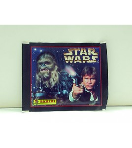 IMAGES STICKERS PANINI STAR WARS NEUVE 1996