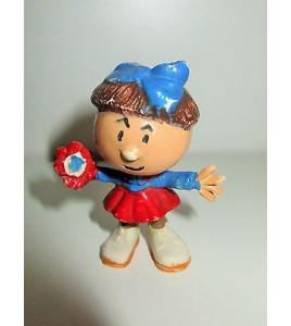 Figurine JIM SERIE TV  LE MANEGE ENCHANTE MARGOTTE (5x4cm)