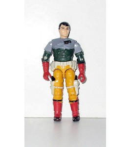 G.I. JOE - Figurine n°20 vintage HASBRO Gi Cobra 80' 90's rare HASBRO (9cm)