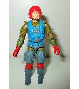 G.I. JOE - Figurine n°36 vintage  HASBRO Gi Cobra 80' 90's Rare 1987  (9cm)