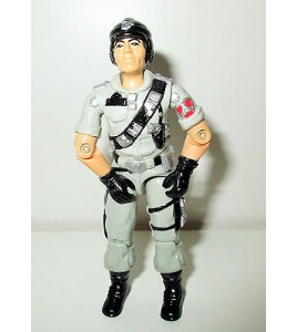 G.I. JOE - Figurine n°33 vintage  HASBRO Gi Cobra 80' 90's Rare 1986 (9cm)