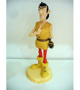 FIGURINE OCATARINETABELLATCHITCHIX ASTERIX PLASTOY COLLECTION 2000 ALBERT RENE