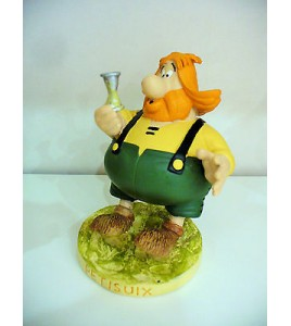 FIGURINE PETISUIX   ASTERIX PLASTOY COLLECTION 2000 ALBERT RENE pictes (10x7cm)