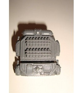 ACCESSOIRE PART ARM STYLE GI JOE LANARD - SAC GRIS FLECHES N°226 (4x3,5cm)
