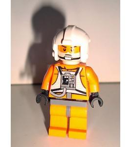 LEGO MINIFIG PERSONNAGE STAR WARS - ZEV SENESCA  (4,5x2,5cm)