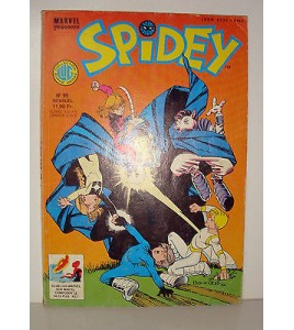 MARVEL COMICS SPIDEY LUG COLLECTION MENSUEL N°95