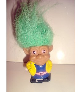 FIGURINE TROLL WIND UP (13x5cm)