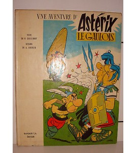 BD ASTERIX - ASTERIX LE GAULOIS 3°TRIMESTRE 1961 N°483