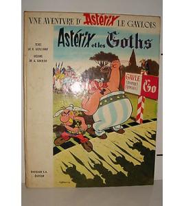 BD ASTERIX - ASTERIX ET LES GOTHS 1963 3E° TRIMESTRE N°403