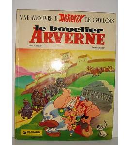 BD ASTERIX - LE BOUCLIER AVERNE 3EME TRIMESTRE 1974 DARGAUD UDERZ O GOSCINNY