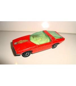 VEHICULE MATCHBOX SUPERFAST - N°40 1971 VAUXHALL GUILDMAN (7x3cm)