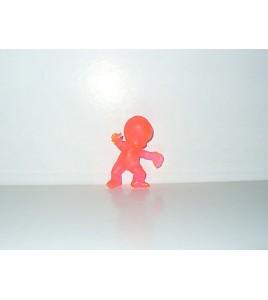 FIGURINE VINTAGE 80'S LES BABIES ROSE TRANSLUCIDE N° 208 (5x4cm)