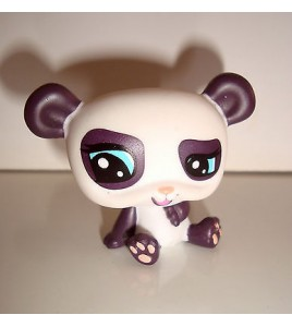 FIGURINE PET SHOP LITTLEST PET SHOP - PANDA CHINOIS