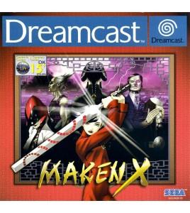 Maken X sur Dreamcast