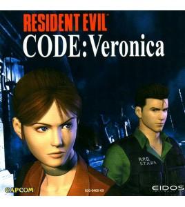Resident Evil Code Veronica sur Dreamcast