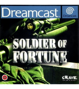 Soldier Of Fortune sur Dreamcast