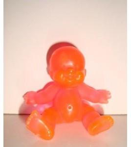 BABIES COULEUR ROUGE  N°1 (4x5cm)