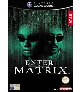 Enter The Matrix sur Gamecube