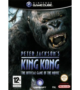 King Kong The Official Game Of The Movie sur Gamecube