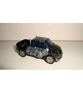VOITURE CAR TRANSFORMERS - IRON HIDE HASBRO 2010 (7x3cm)