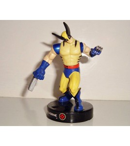 FIGURINE MARVEL COMICS X MEN - WOLVERINE HASBRO 2006 (8x8cm)