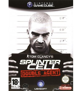 Splinter Cell Double Agent sur Gamecube