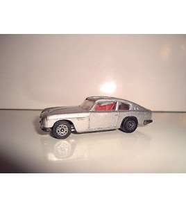 VOITURE CORGI TOYS JAMES BOND 007 GOLDFINGER -  ASTON MARTIN DB5 (7x2,5cm)