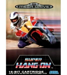 Super Hang On sur Mégadrive