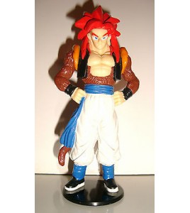 FIGURINE DRAGON BALL Z DBZ -  1996 SUPER GOGETA (15x7cm)