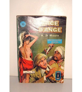 ANCIENNE BD - FACE D'ANGE  N°23 4EME TRIMESTRE 1980  COMICS POCKET