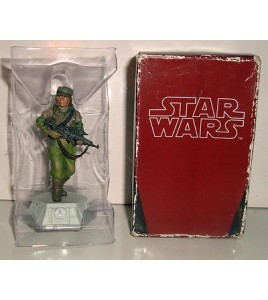 FIGURINE STAR WARS EN PLOMB - REBEL COMMANDO