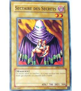CARTE YU-GI-OH! SECTAIRE DES SECRETS -TP8-FR019