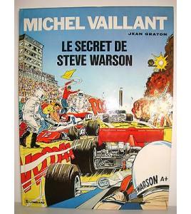 BD MICHEL VAILLANT JEAN GRATON  1983 - LE SECRET DE STEVE WARSON 1983