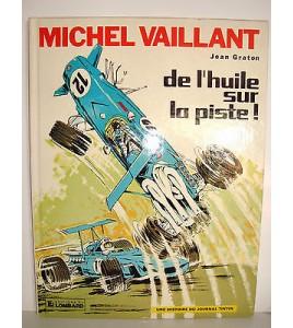 BD MICHEL VAILLANT JEAN GRATON  1984 - DE L'HUILE SUR LA PISTE!