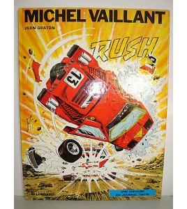 BD MICHEL VAILLANT JEAN GRATON  1984 - RUSH