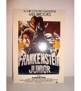 CARTE POSTALE CINEMA - FRANKENSTEIN JUNIOR MEL BROOKS