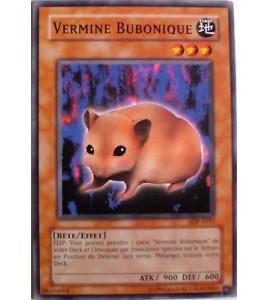 CARTE YU-GI-OH! VERMINE BUBONIQUE -SDP-F057