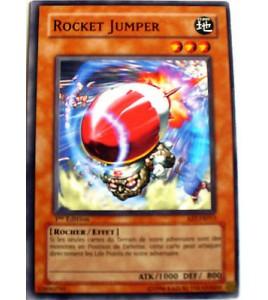 CARTE YU-GI-OH! ROCKET JUMPER - ASE-FR015