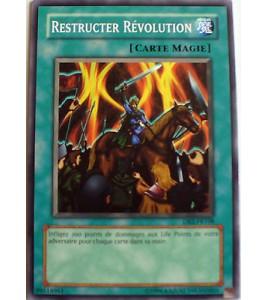 CARTE YU-GI-OH! RESTRUCTER REVOLUTION - DB2-FR108
