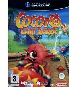 Cocoto Kart Racer Sur Gamecube