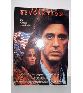 CARTE POSTALE CINEMA -REVOLUTION PACINO