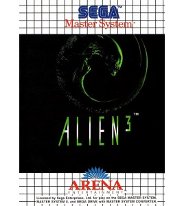 Alien 3 sur Master System