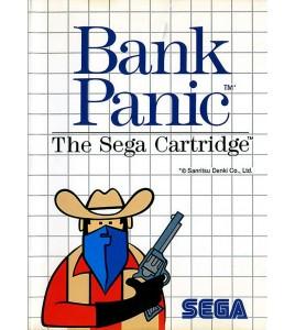 Bank Panic sur Master System