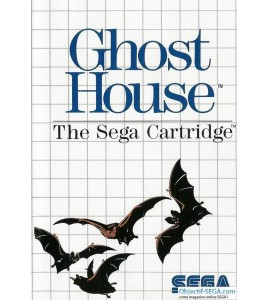 Ghost House sur Master System