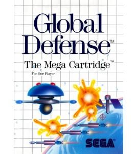 Global Defense sur Master System