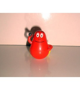 FIGURINE KINDER N° 233 - BARBAPAPA BARBIDUR 2011